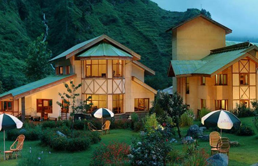 Luxury Hotels in Manali- The Adobe of Bliss and Comfort