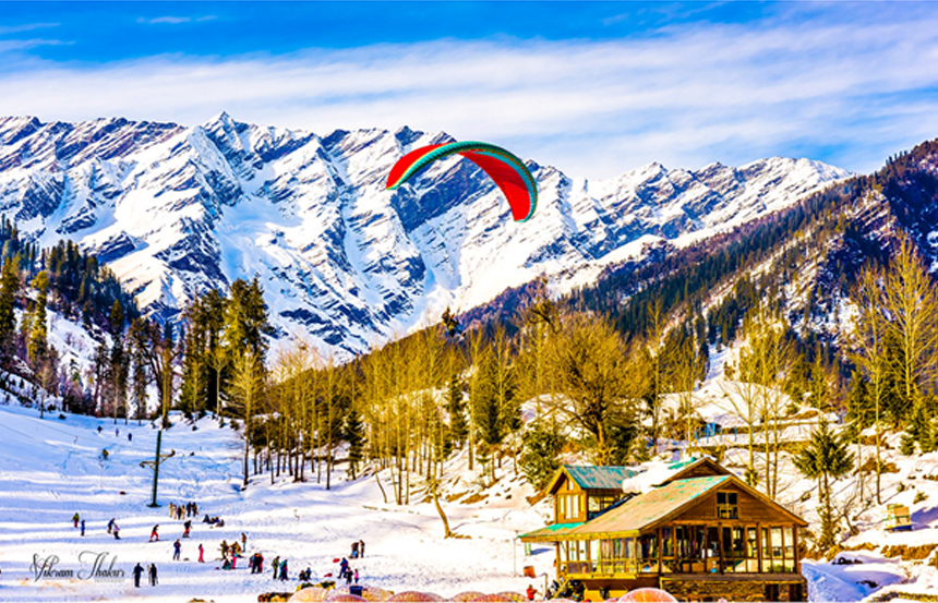 Adventure Activities in Manali- The Latest Holiday Trend!