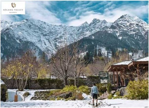 Book 5 Star Hotels NearRohtang Tunnel at Attractive Price