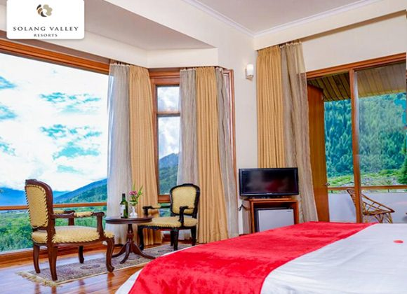Plan a Trip for Family in Solang Valley at Affordable Price