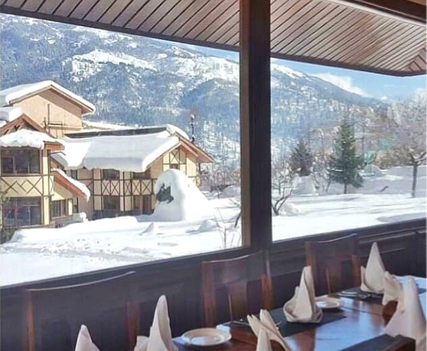 Corona Safe Resorts in Manali: Best Destinations for Luxurious Vacation