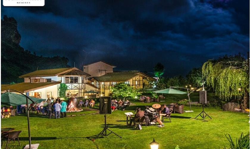 Which is the Best Resort in Kullu Manali for a Monsoon Season?