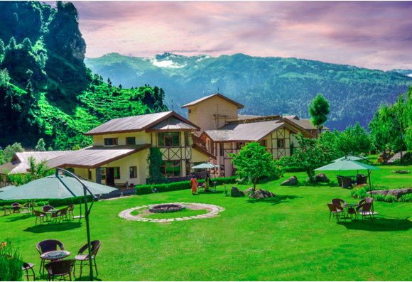 Plan a Trip to Corona Safe Hotels in Solang Valley Manali